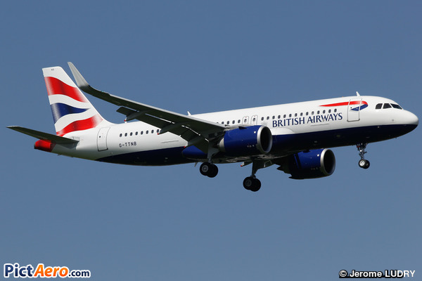 Airbus A320-251N (British Airways)