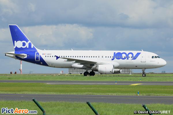 Airbus A320-211 (Joon)