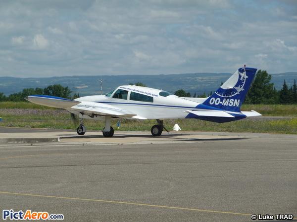 Cessna 310R (Privé inconnu)