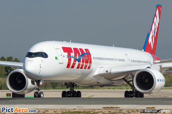 Airbus A350-941 (LATAM Airlines Brasil)