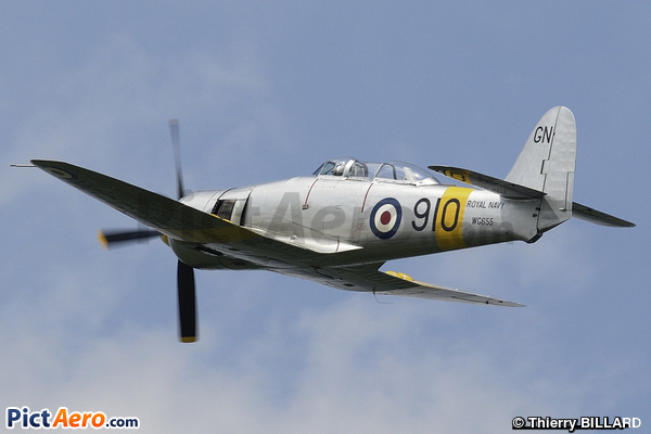 Hawker Sea Fury T Mk20 (The Fighter Collection)