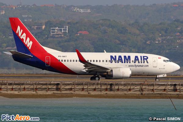 Boeing 737-524/WL (NAM Air)