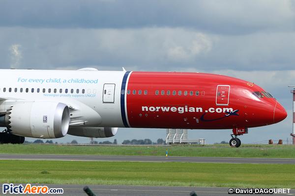 Boeing 787-9 Dreamliner (Norwegian Air UK)