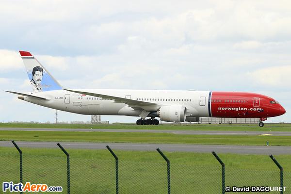 Boeing 787-9 Dreamliner (Norwegian Long Haul)