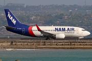Boeing 737-524/WL (PK-NAU)
