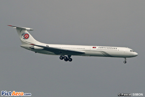 Iliouchine Il-62M (Air Koryo)