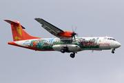 ATR 72-212A  (9M-FYE)