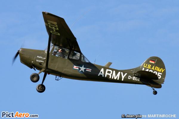 Piper Cub J3 (privé)