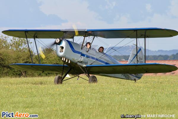 Stampe SV-4C (Aéroclub du Giennois)