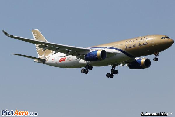 Airbus A330-243 (Gulf Air)