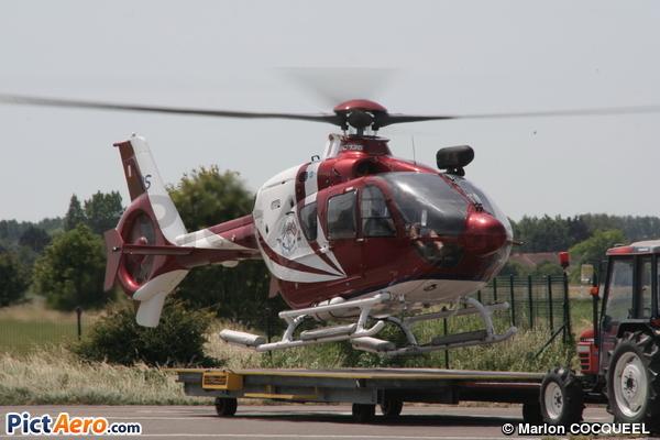 Eurocopter EC-135-T2+ (Pilotage Maritime de Dunkerque)
