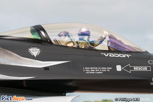 General Dynamics F-16AM Fighting Falcon (Belgium - Air Force)