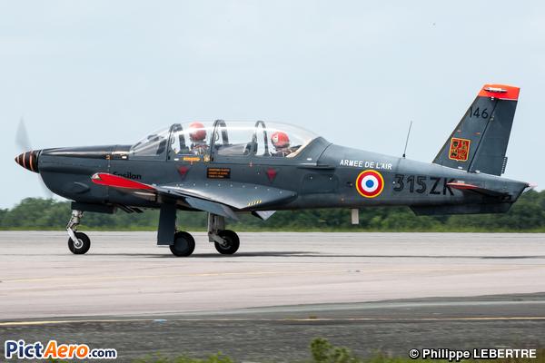 Socata TB-30 Epsilon (France - Air Force)