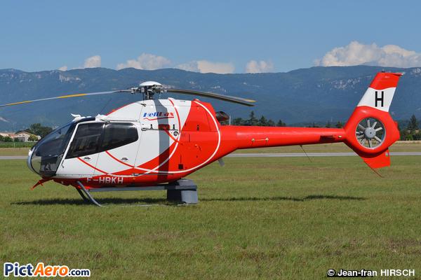 Eurocopter EC-120B Colibri (JAA) (HELIDAX SAS)