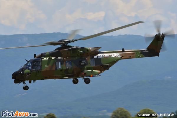 NH Industries NH-90 TTH Caiman (France - Army)