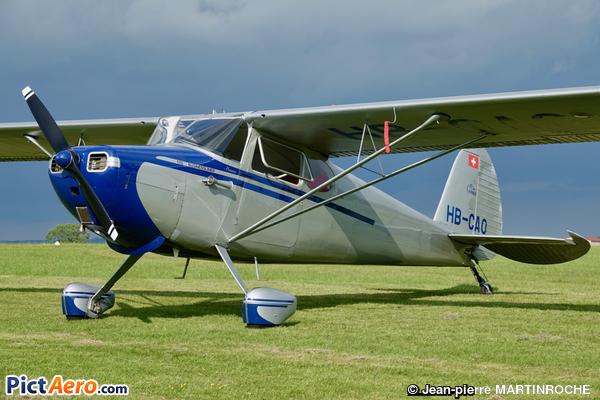 Cessna 170 A (GAH Lausanne)