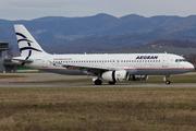Airbus A320-232 (SX-DGB)
