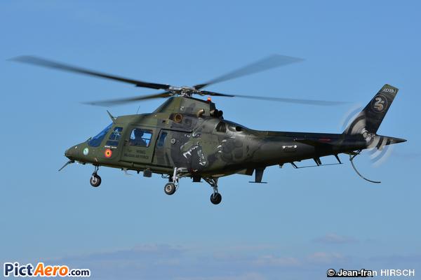 Agusta A-109HA (A-109BA) (Belgium - Air Force)