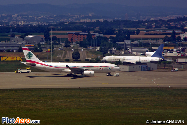 Airbus A330-243 (Middle East Airlines (MEA))