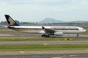 Airbus A330-343E (9V-SSE)