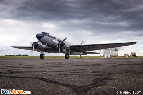 DC-3 (Aero Passion)