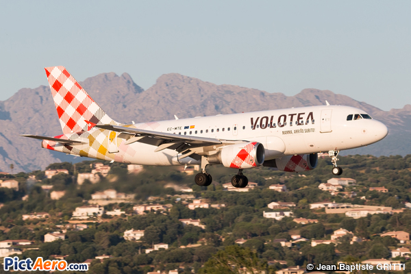 Airbus A319-111 (Volotea Airlines)