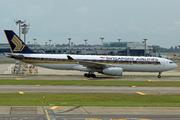 Airbus A330-343X (9V-STV)