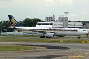 Airbus A330-343 (9V-SSA)