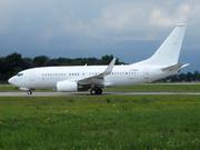 Boeing 737-73W/BBJ (2-BASG)