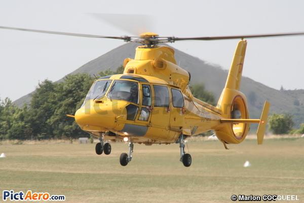 Eurocopter AS-365N-3 Dauphin 2 (Noordzee Helikopters Vlaanderen (NHV))
