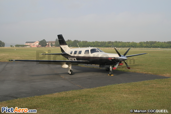 Piper PA-46 350P Malibu Jetprop DLX (EOL INC TRUSTEE)