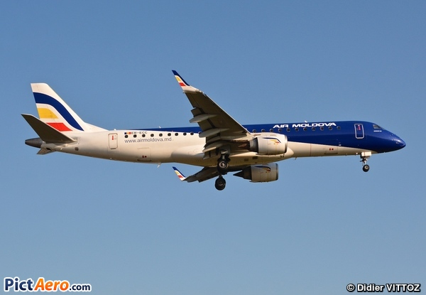 Embraer ERJ-190-100LR 190LR  (Air Moldova)