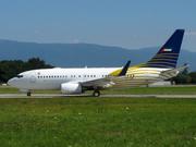 Boeing 737-7Z5/BBJ - A6-AIN