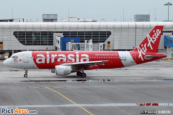 Airbus A320-216 (Air Asia)