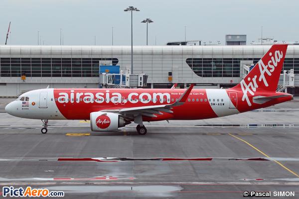 Airbus A320-251N (Air Asia)