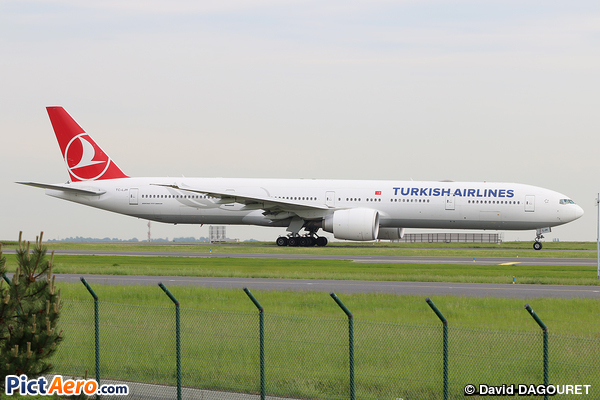 Boeing 777-3F2/ER (Turkish Airlines)