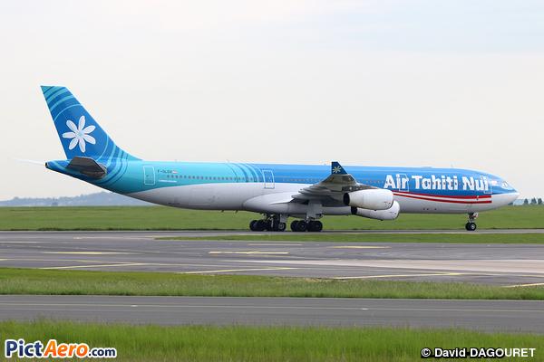 Airbus A340-313X (Air Tahiti Nui)