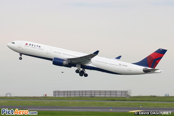 Airbus A330-323X (Delta Air Lines)