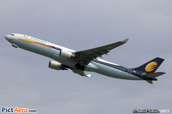 Airbus A330-302 (Jet Airways)