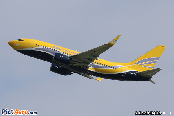 Boeing 737-73S (ASL Airlines France)