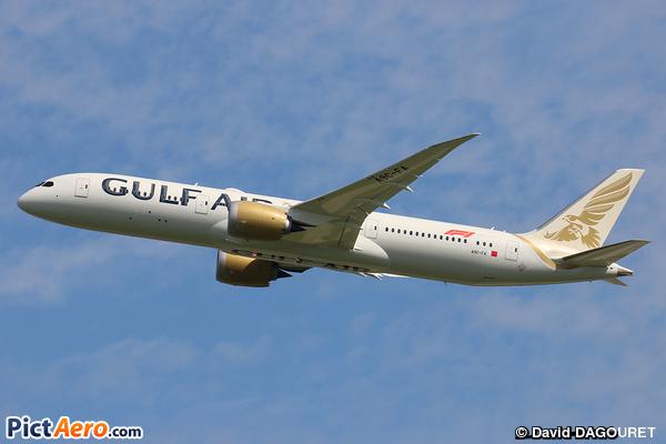 Boeing 787-9 (Gulf Air)