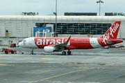Airbus A320-216/WL (9M-AJD)