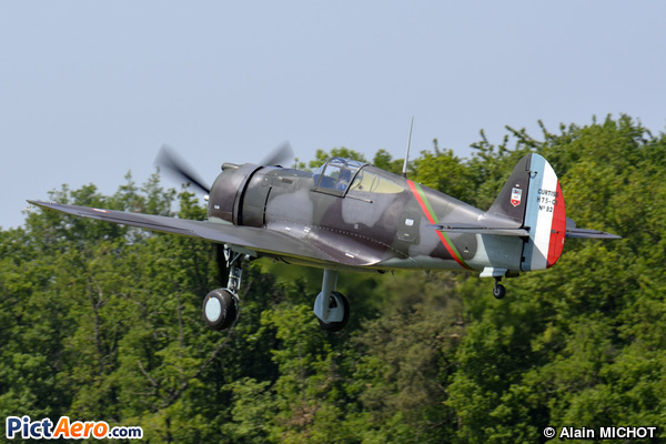 Curtiss Hawk 75A-1 (Patina Ltd)
