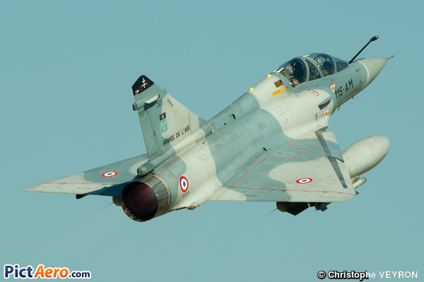 Dassault Mirage 2000B (France - Air Force)