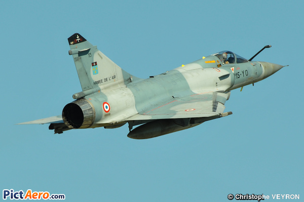 Dassault Mirage 2000C (France - Air Force)