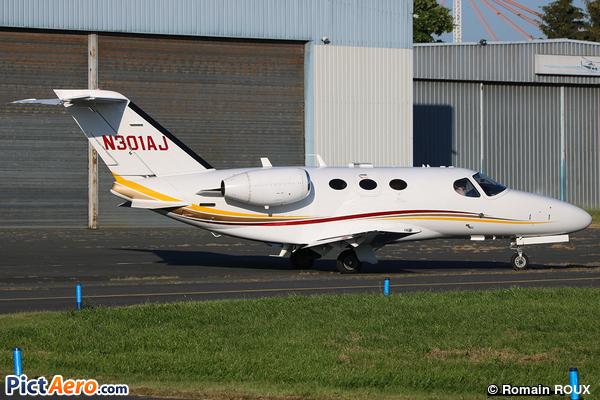 Cessna 510 Citation Mustang (N301AJ INC TRUSTEE )