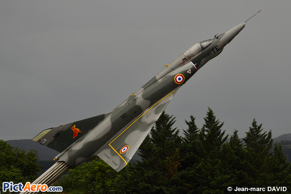 Dassault Mirage IIIRD (France - Air Force)