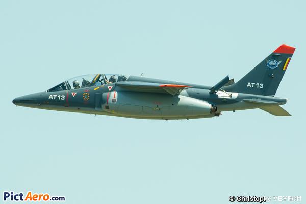 Dassault/Dornier AlphaJet A (Belgium - Air Force)