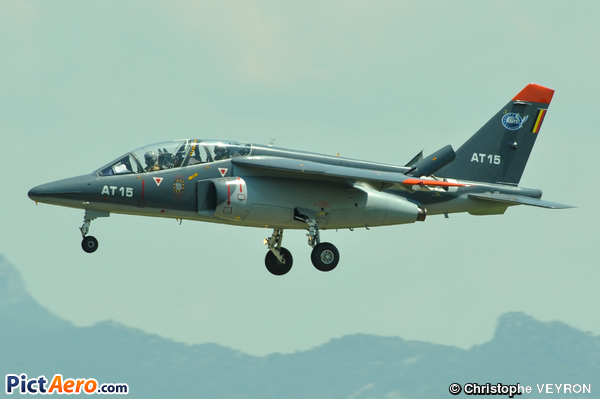 Dassault/Dornier Alpha Jet 1B (Belgium - Air Force)