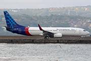 Boeing 737-86N/WL (PK-CMT)